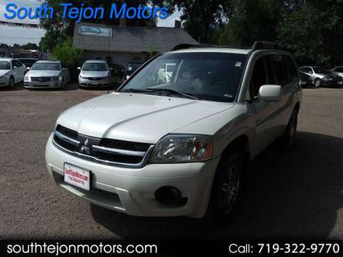 2008 Mitsubishi Endeavor SE 2WD for sale in Colorado Springs, CO