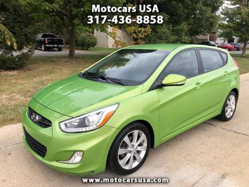 2014 Hyundai Accent SE 5-Door for sale in Fishers, IN