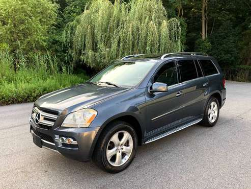 2011 Mercedes-Benz GL450 4-Matic AWD Fully Loaded for sale in Brooklyn, NY