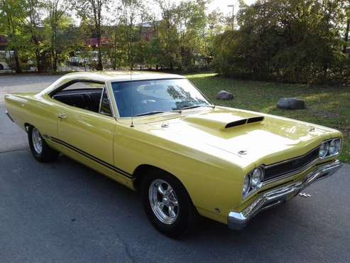 1968 Plymouth GTX for sale in Garden City, MI