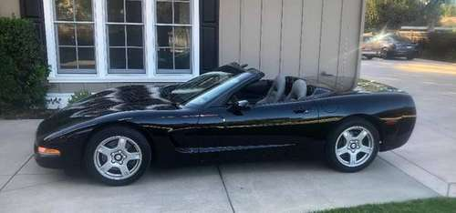 1998 CORVETTE ONLY 35K LOW MILES for sale in Pleasanton, CA