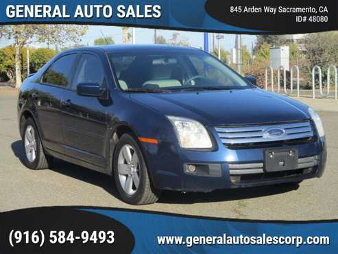 2007 FORD FUSION ** LOW MILES ** ONE OWNER ** FULLY LOADED ** WRNTY... for sale in Sacramento , CA