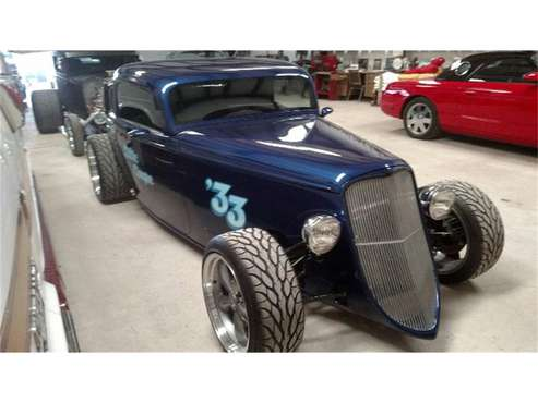 1933 Ford Coupe for sale in Cadillac, MI