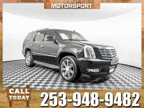 2009 *Cadillac Escalade* Luxury AWD for sale in PUYALLUP, WA