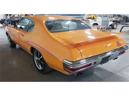 1970 Pontiac GTO for sale in Cadillac, MI