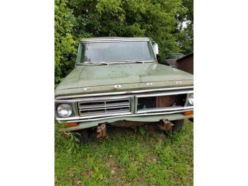 1968 Ford F100 for sale in Cadillac, MI