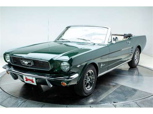 1966 Ford Mustang for sale in Cedar Rapids, IA