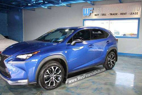 2015 Lexus NX 200t F SPORT AWD 4dr Crossover Guaranteed C for sale in Dearborn Heights, MI
