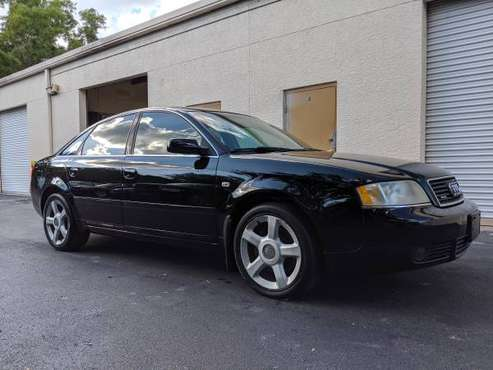 2004 Audi A6 3.0L AC AWD for sale in Bonita Springs, FL