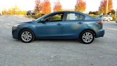 Mazda3 i Touring 2011 for sale in Saint Albans, VT