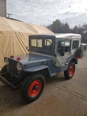 48 willys cj2a for sale in PUYALLUP, WA