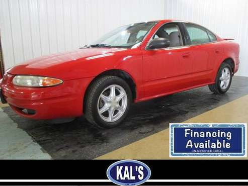 2004 Oldsmobile Alero 4dr Sdn GL2 for sale in Wadena, MN