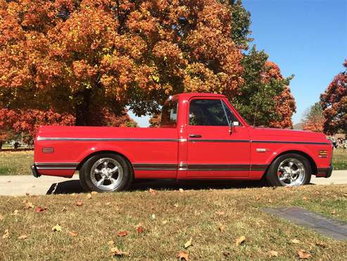 1972 Chevrolet Cheyenne for sale in Springfield, MO