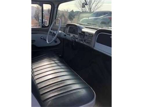 1962 Chevrolet C10 for sale in Cadillac, MI
