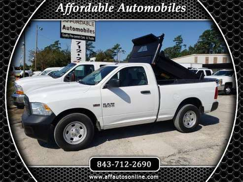 2016 RAM 1500 ST 4WD for sale in Myrtle Beach, SC
