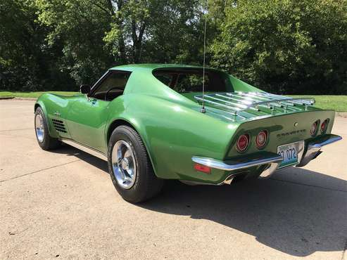 1972 Chevrolet Corvette for sale in Jefferson City, MO