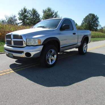 2002 DODGE RAM 1500 SLT 4X4 for sale in BUCYRUS, OH