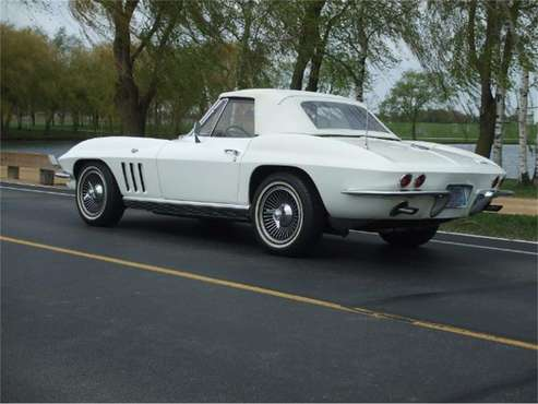1966 Chevrolet Corvette for sale in Cadillac, MI