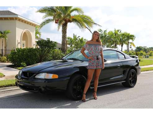 1996 Ford Mustang II Cobra for sale in Fort Myers, FL