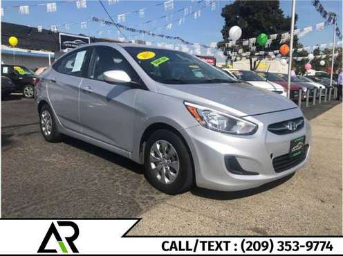 2017 Hyundai Accent SE Sedan 4D Biggest Sale Starts Now for sale in Merced, CA