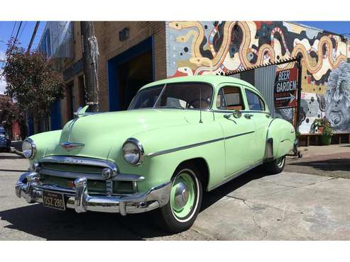1950 Chevrolet Fleetline for sale in Oakland, CA