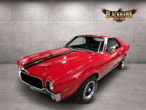 1969 AMC AMX for sale in Gurnee, IL