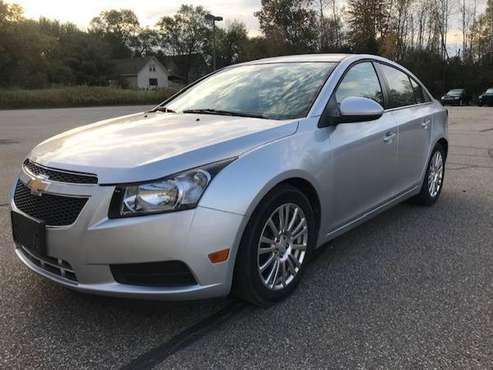 2013 Chevy Cruze LT - Low miles - 44125 for sale in Wautoma, WI
