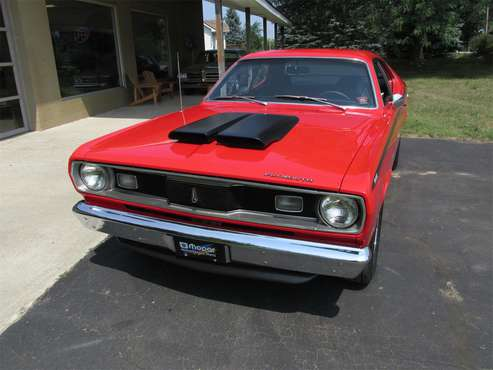 1970 Plymouth Duster for sale in Goodrich, MI