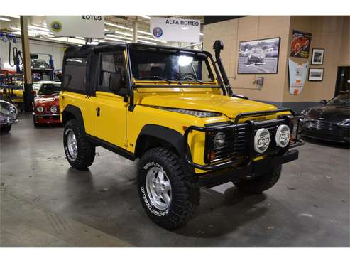1995 Land Rover Defender for sale in Huntington Station, NY