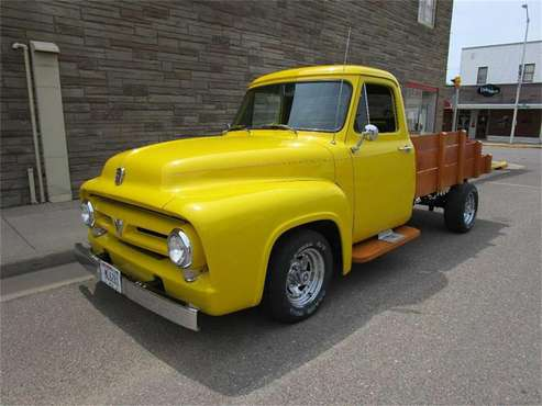 1953 Ford F350 for sale in Stanley, WI