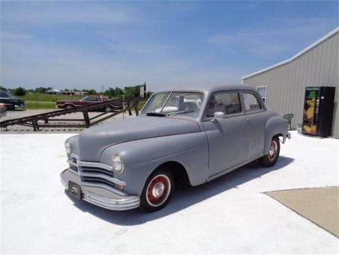1949 Plymouth Street Rod for sale in Staunton, IL