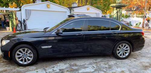 2013 BMW 740 LI X drive for sale in Middleboro, NY