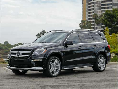 2015 Mercedes-Benz GL450 for sale in Marina Del Rey, CA