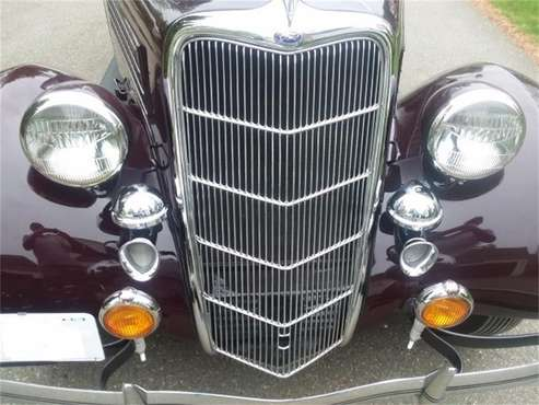 1935 Ford Cabriolet for sale in Hanover, MA