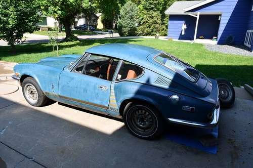 1971 Trimuph GT6 MK3 for sale in Saint Paul, MN