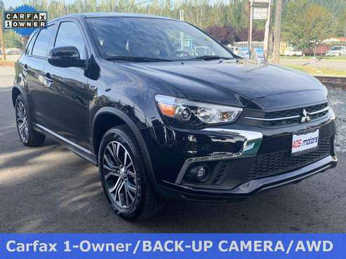 2019 Mitsubishi Outlander Sport ES Model Guaranteed Credit Approval for sale in Woodinville, WA