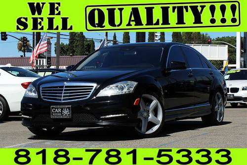 2013 MERCEDES BENZ S550 **$0- $500 DOWN. *BAD CREDIT NO LICENSE* for sale in Los Angeles, CA