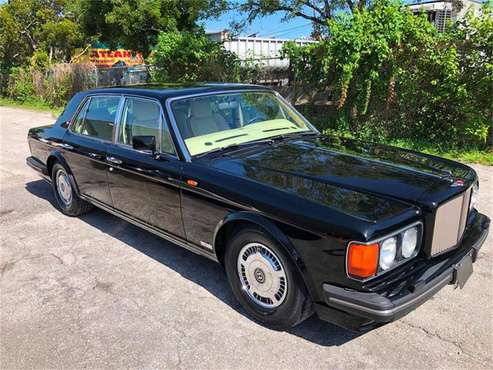 1990 Bentley Turbo R for sale in Fort Lauderdale, FL