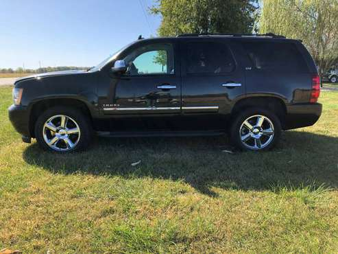 2011 Chevy Tahoe 4x4 LTZ for sale in Flat Rock, IN