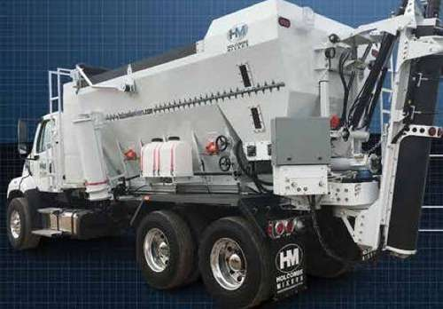 VOLUMETRIC CONCRETE TRUCK for sale in MELISSA TX, TX