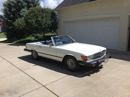 1974 Mercedes-Benz 450SL for sale in Tiffin, OH
