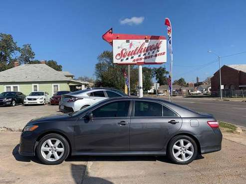 2009 Toyota Camry Base 4dr Sedan 5A - Home of the ZERO Down ZERO... for sale in Oklahoma City, OK