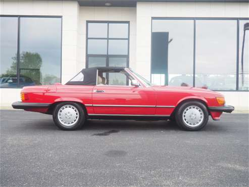 1987 Mercedes-Benz 560 for sale in Marysville, OH