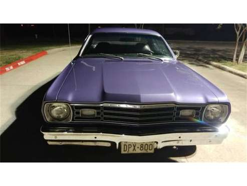 1973 Plymouth Duster for sale in Cadillac, MI