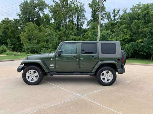 2008 Jeep Wrangler · Unlimited Sahara 4X4 HARDTOP AUTOMATIC CLEAN... for sale in O Fallon, MO