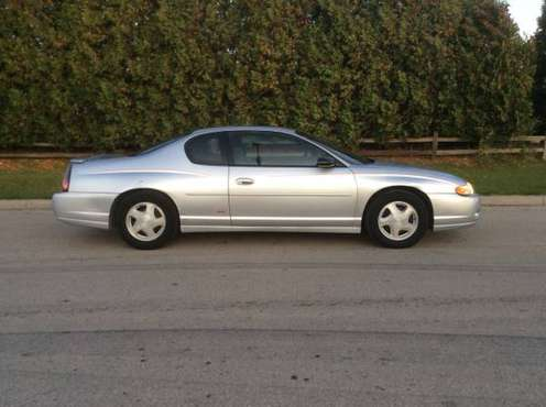 2001 Chevy Monte Carlo SS - nice for sale in Hales Corners, WI