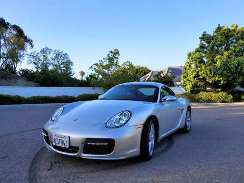 2006 Porsche Cayman S, 28k miles, 6 Spd Manual for sale in Lake Forest, CA