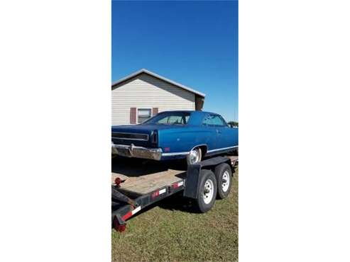 1969 Plymouth Satellite for sale in Cadillac, MI