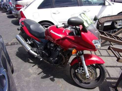 2001 KAWASAKI ZR750H, very reliable and fast, very affordable for sale in GROVER BEACH, CA