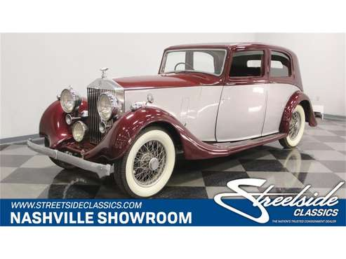 1938 Rolls-Royce 25/30 for sale in Lavergne, TN